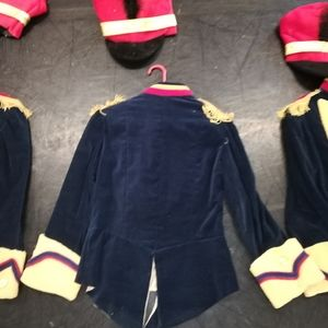 Hand Crafted Other - Lot of 7 soldier coats